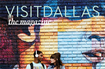 La revista de Visit Dallas