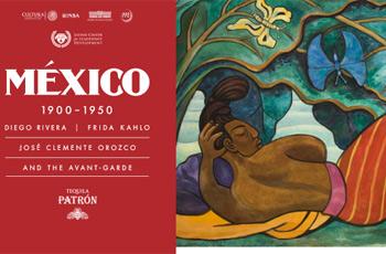 México 1900-1950 en el DMA