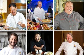 Celebrity Chefs en Dallas
