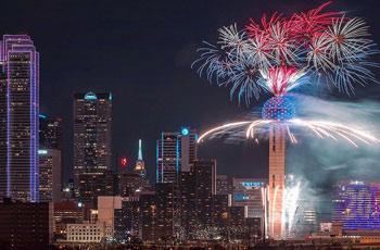 2019 en Reunion Tower