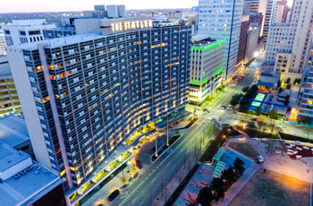 Los hoteles de Dallas están listos