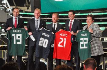 La Selección mexicana regresará