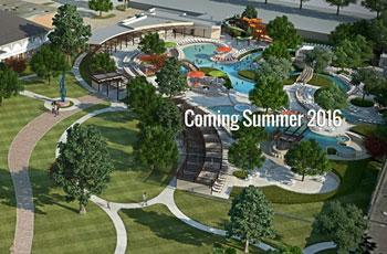 Jadewaters Resort at Hilton Anatole