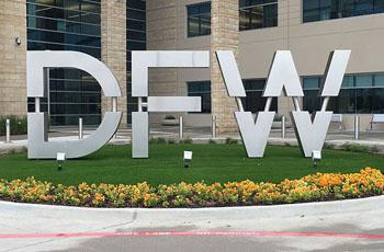 El Aeropuerto DFW se renueva