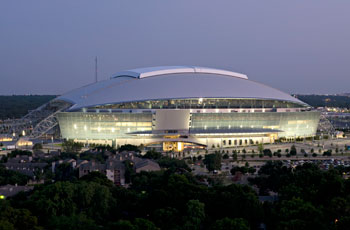 AT&T Stadium, casa de Dallas Cowboys