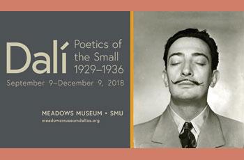 Dalí en el Meadows Museum