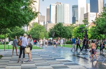 14 cosas para hacer en Dallas en abril