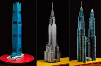LEGO, Torres del mañana