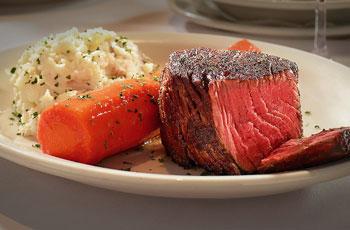 5 buenos steaks en Dallas